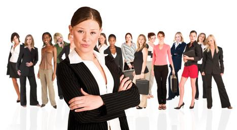 女人創業難