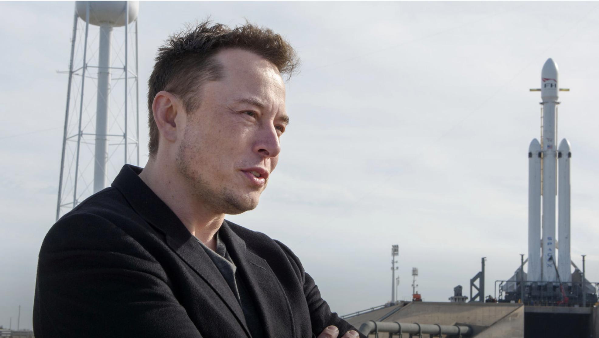 Elon Musk:小男孩的夢想成真