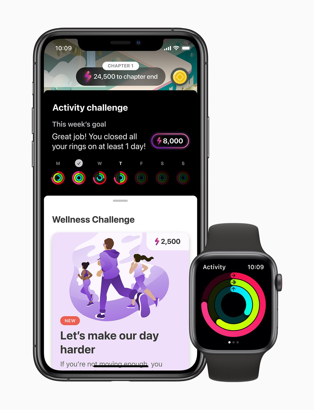 政府送你Apple Watch